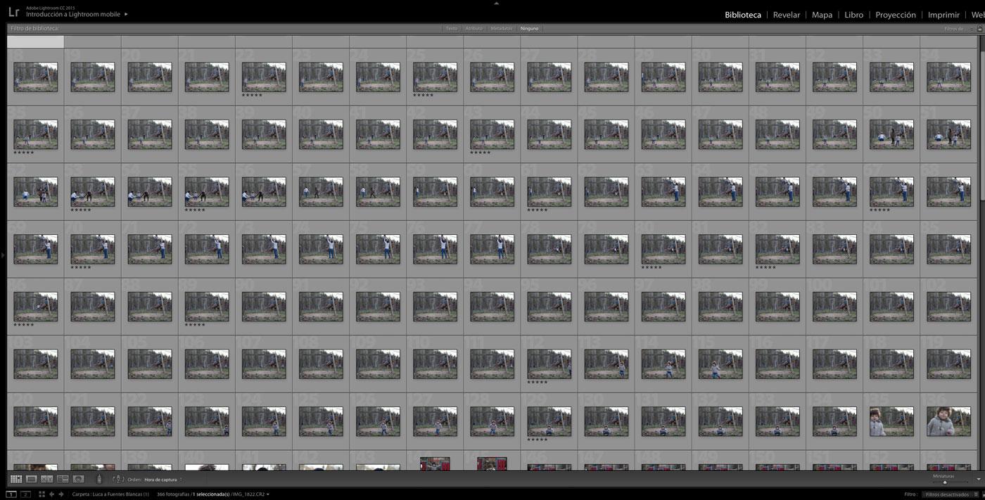 100 fotografia para componer arme of me