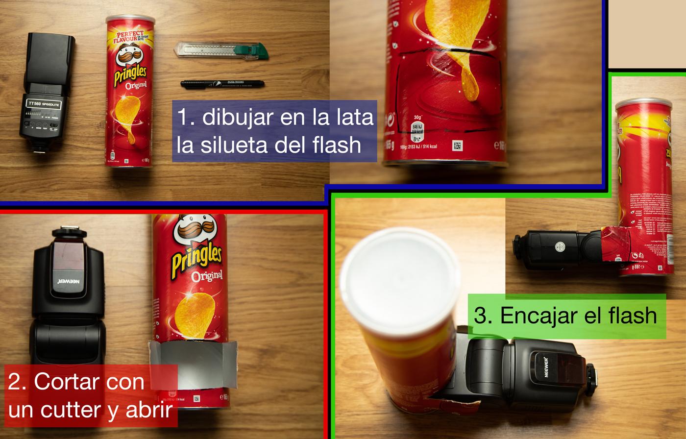 flash para fotografia macro do it yourself